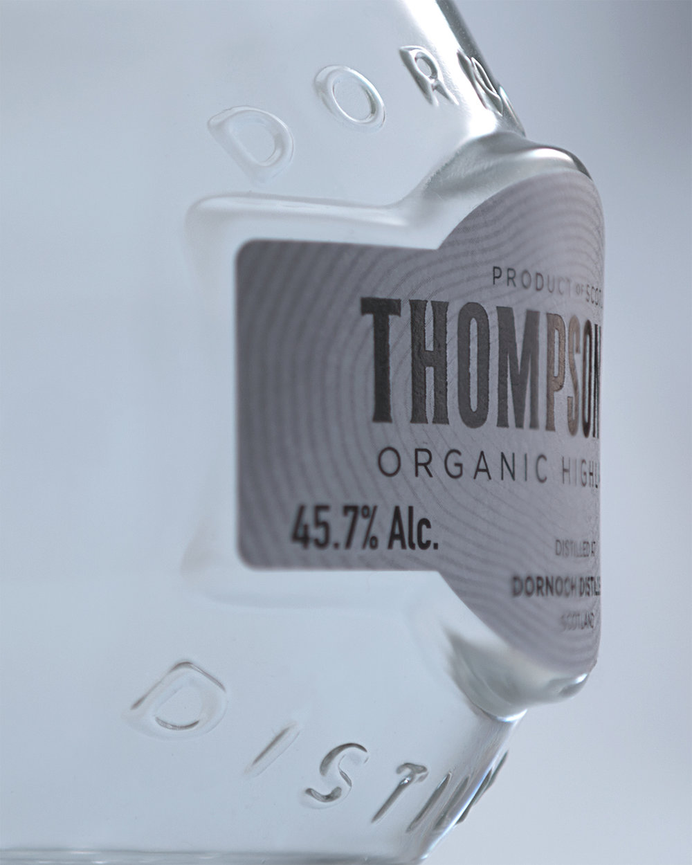 Organic Gin | Thompson Bros