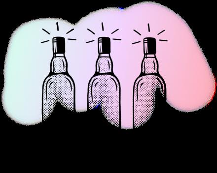 Katie Guthrie bottles | Thompson Bros
